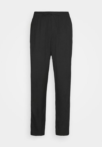 CLUB NOMADE CHIC PANTS - Trousers - black