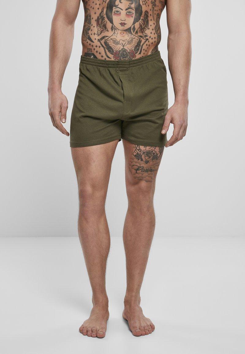 Brandit - Boxer shorts - olive