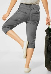 Cecil - Denim shorts - grau - 2