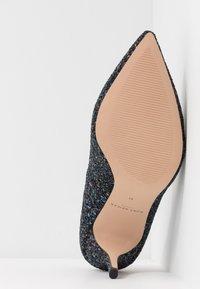 Kurt Geiger London - PENINA - High heels - dark glitter - 6