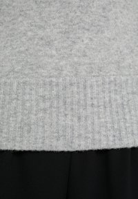 J.CREW - SUPERSOFT CREW OUT EXCLUSIVE - Jumper - heather grey - 5