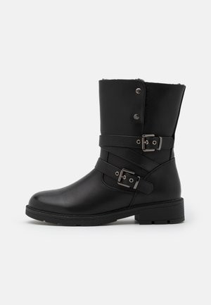 NICOLA - Winter boots - black