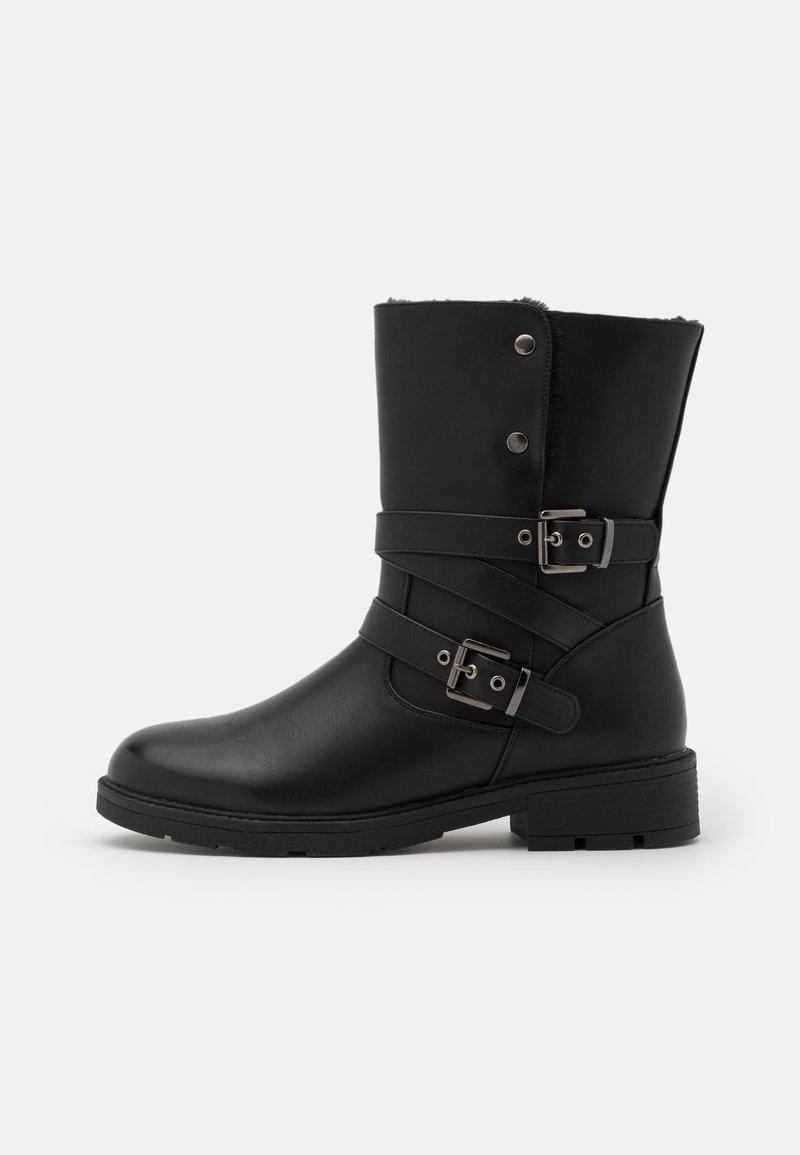 Fitters - NICOLA - Zimní obuv - black