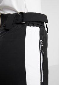 CMP - WOMAN PANT - Spodnie narciarskie - nero - 4