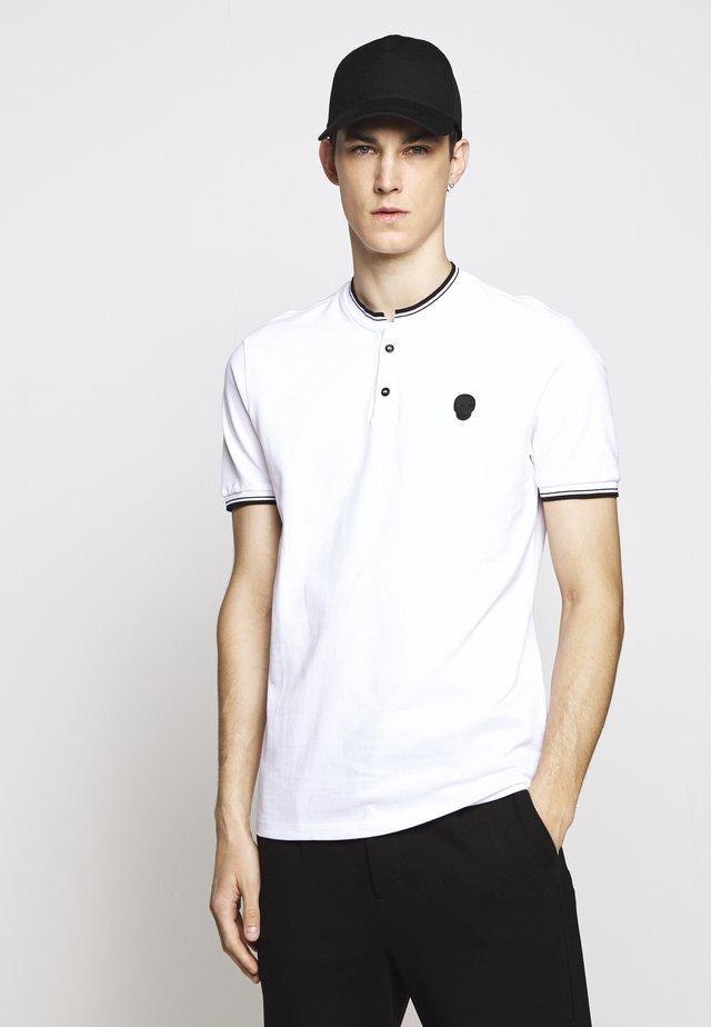 SKULL - Camiseta estampada - white