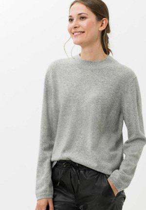 STYLE LIZ - Jumper - soft grey