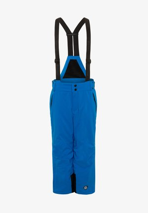 GAUROR UNISEX - Snow pants - neon blue