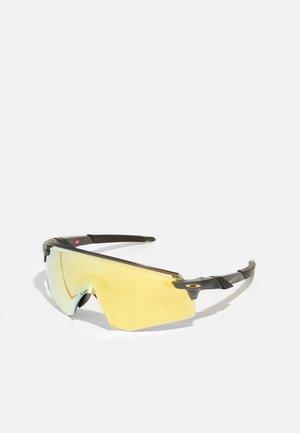 ENCODER UNISEX - Sportbrille - matte carbon