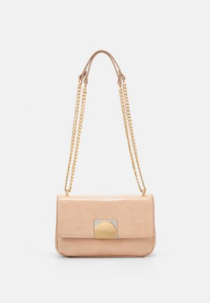 CROSSBODY BAG QUARTZO - Across body bag - beige