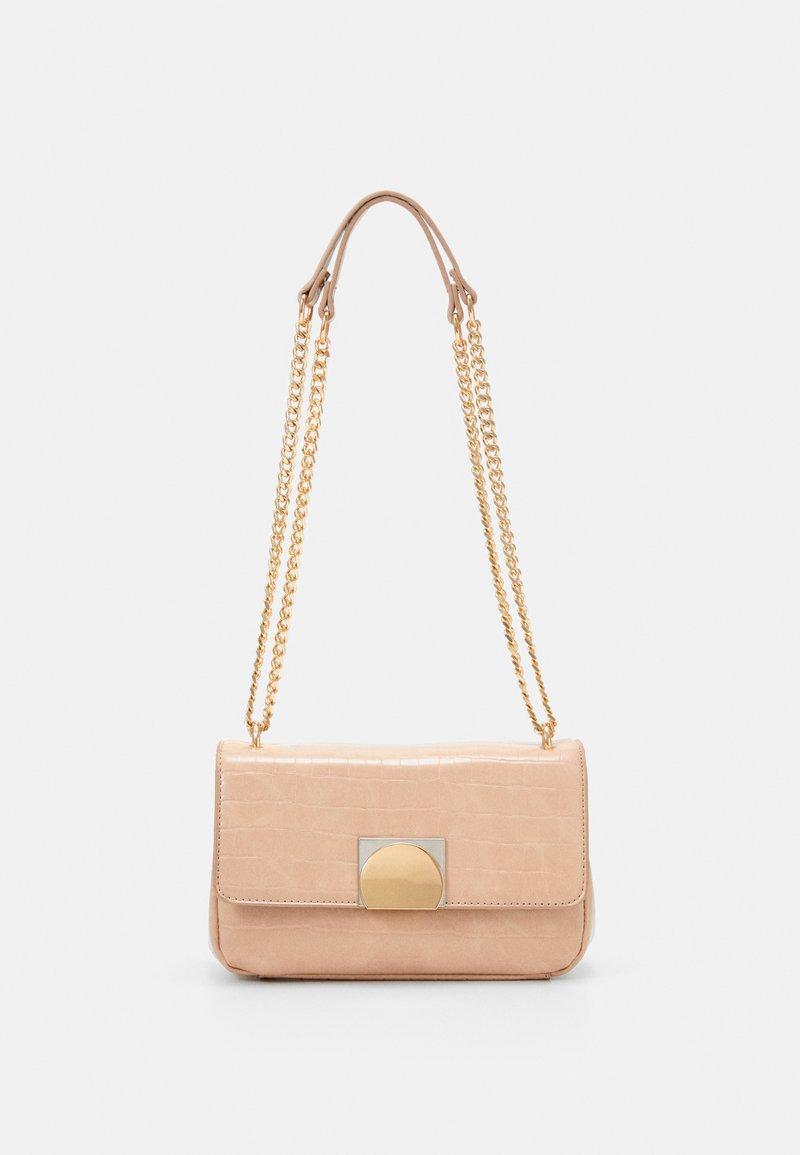 PARFOIS - CROSSBODY BAG QUARTZO - Across body bag - beige