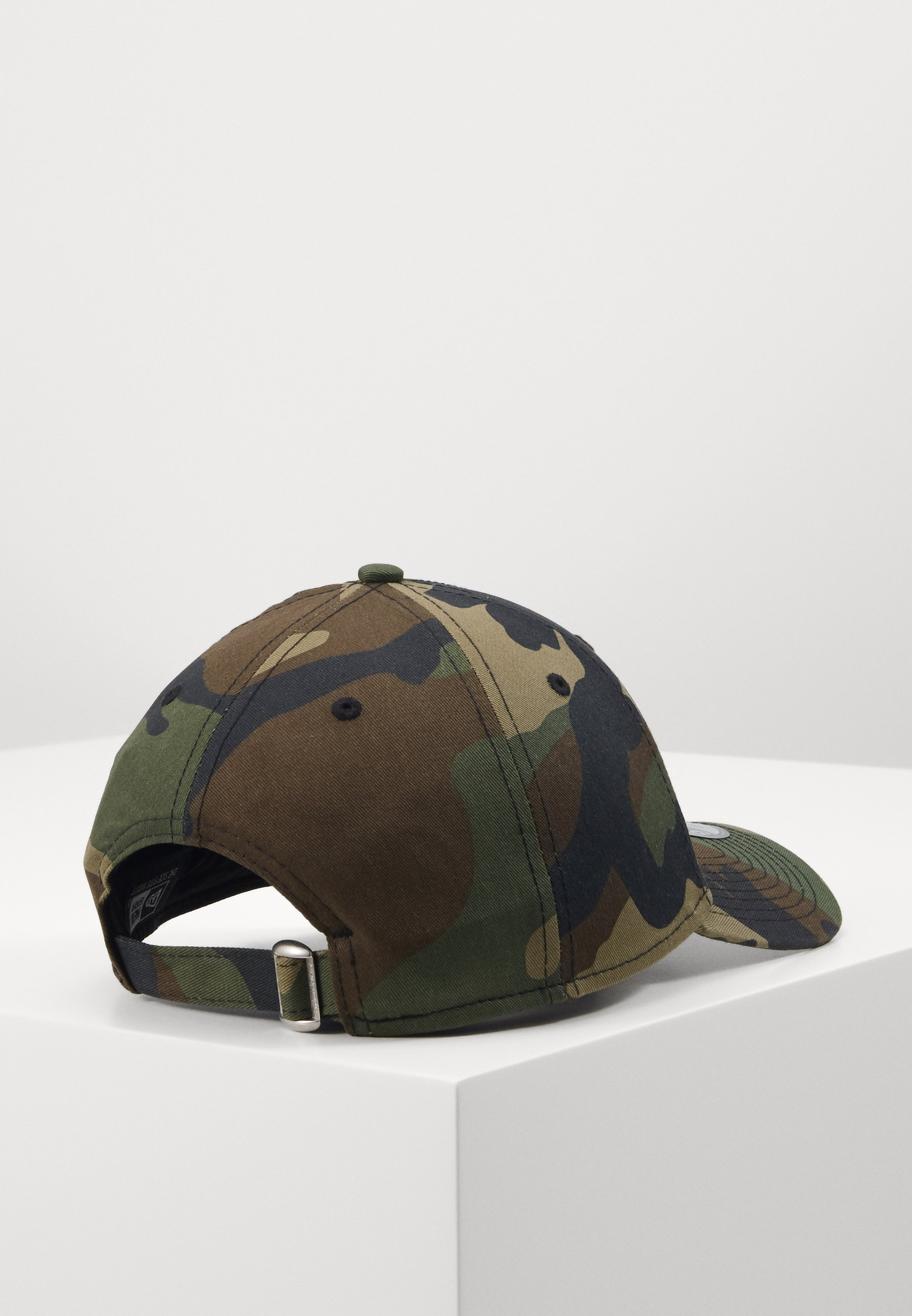 New Era Camo Essential 9forty - Cap Olive/oliv