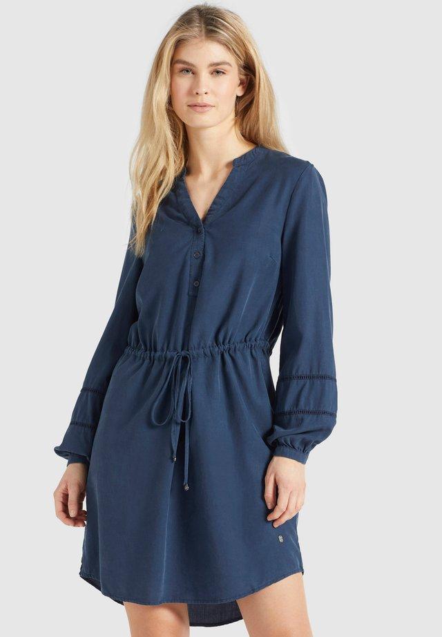 SORELTA - Korte jurk - dunkelblau