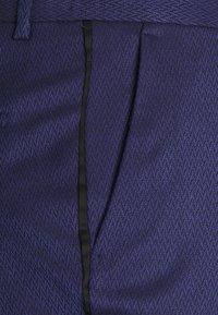 Shelby & Sons - COFTON TUXEDO SUIT  - Suit - navy - 4