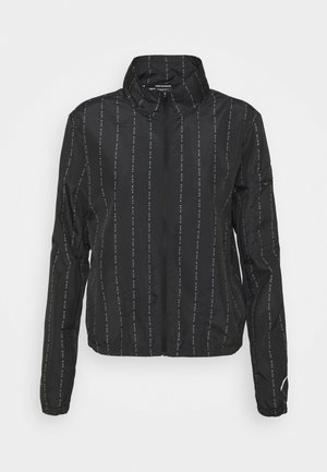 ICON CLASH - Sports jacket - black/white