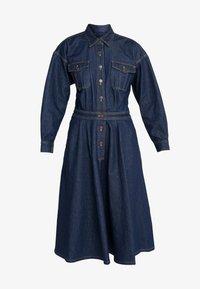 Polo Ralph Lauren - PARRIS WASH - Denim dress - dark indigo - 5