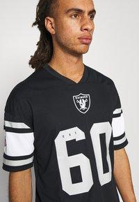 Fanatics - NFL LAS VEGAS RAIDERS FRANCHISE SUPPORTERS - Club wear - black - 3