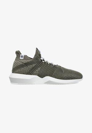 Sneakers laag - kaki