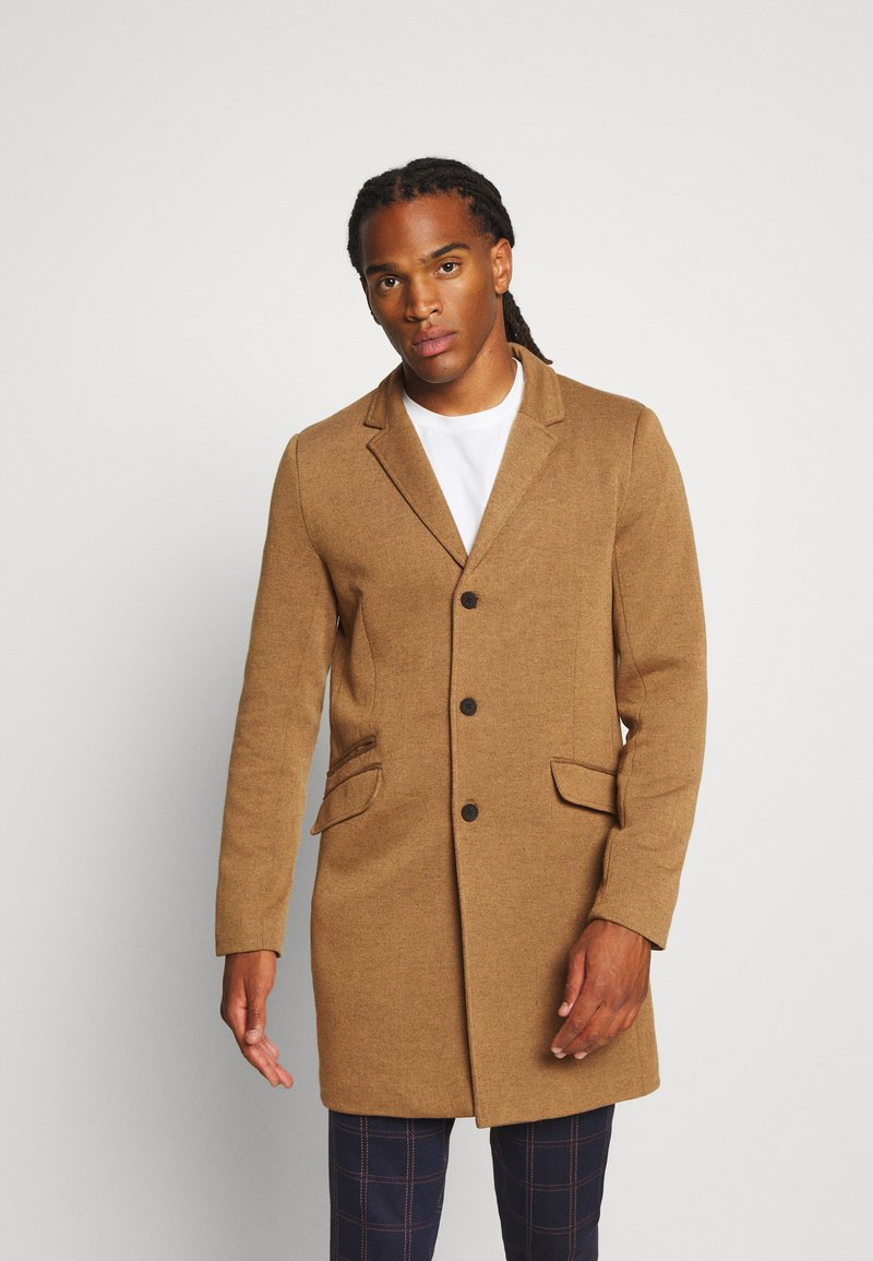 Only & Sons - ONSJULIAN KING COAT - Cappotto classico - camel/melange