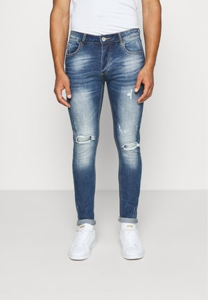 SELBOURNE CARROT FIT BLUE JEANS - Relaxed fit jeans - blue