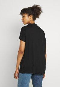 Dedicated - FLOR - T-shirt print - black - 2