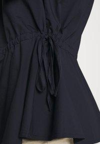edc by Esprit - BLOUSE - Triko spotiskem - dark blue - 5