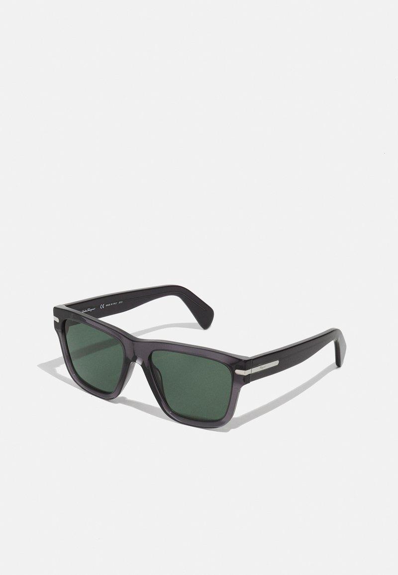Salvatore Ferragamo - Sunglasses - crystal grey