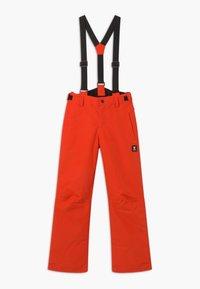 Brunotti - FOOTSTRAP BOYS - Zimní kalhoty - heat - 0