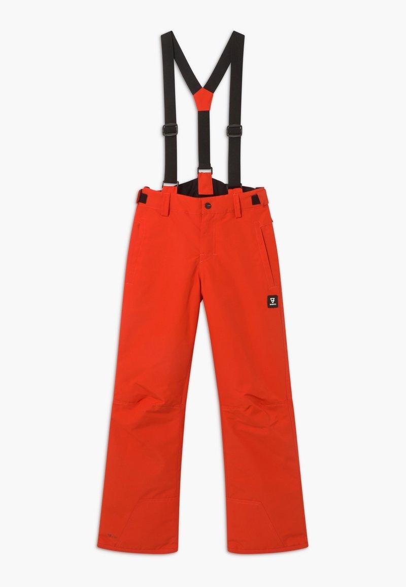 Brunotti - FOOTSTRAP BOYS - Zimní kalhoty - heat