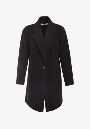Manteau classique - noir