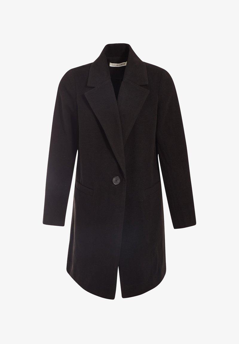 Cache Cache - Classic coat - noir