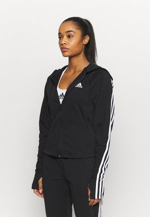 ENERGIZ SET - Tracksuit - black