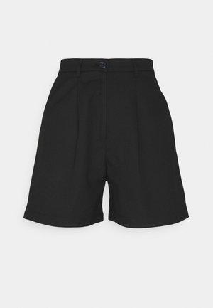 NIMMI SUITING  - Shorts - black dark unique