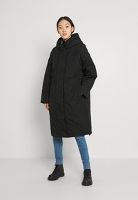 Soaked in Luxury - MONTREAL COAT - Classic coat - black - 0
