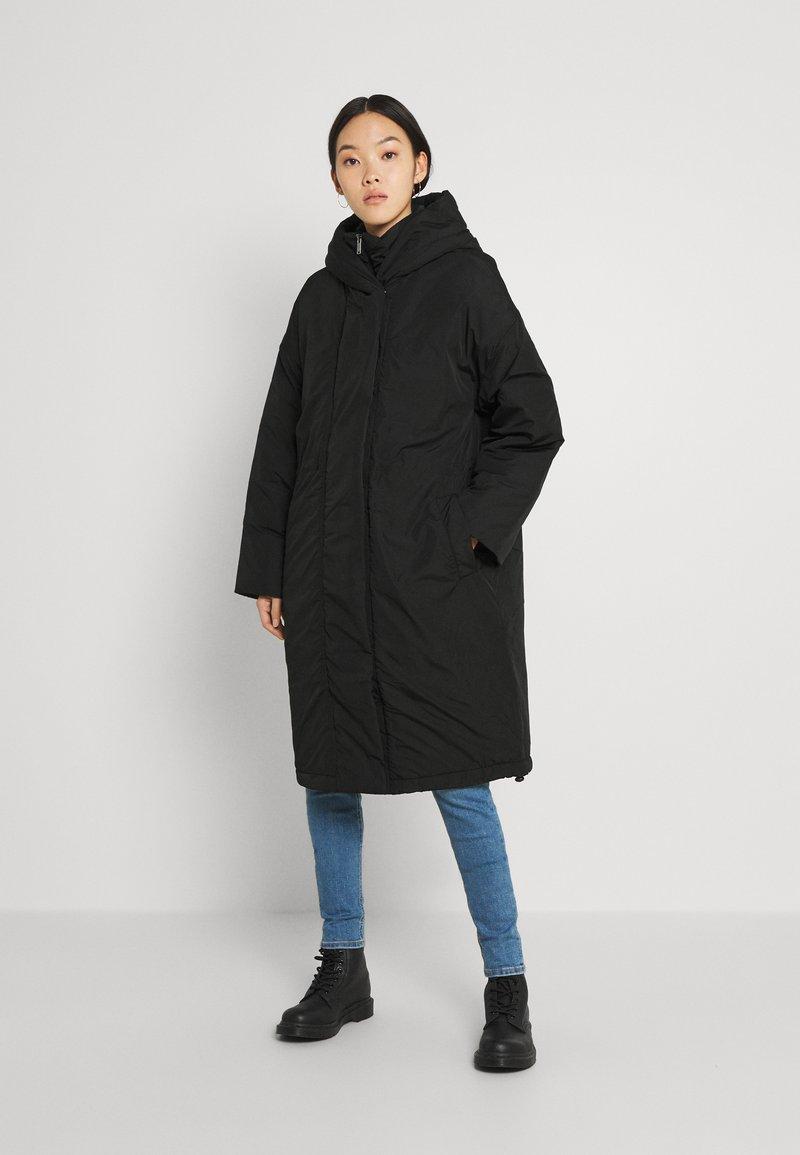 Soaked in Luxury - MONTREAL COAT - Classic coat - black