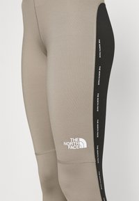 The North Face - TIGHT - Leggings - Trousers - mineral grey - 4