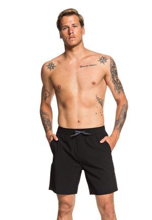 UNION ELASTIC  - Shorts da mare - black