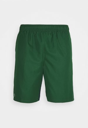 SHORTS - Korte broeken - green