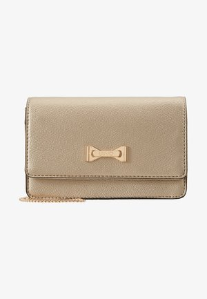BELT BAG CAMEO - Bum bag - gold