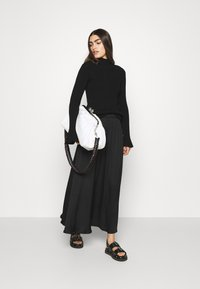 DESIGNERS REMIX - MEA SKIRT - Jupe longue - black - 1