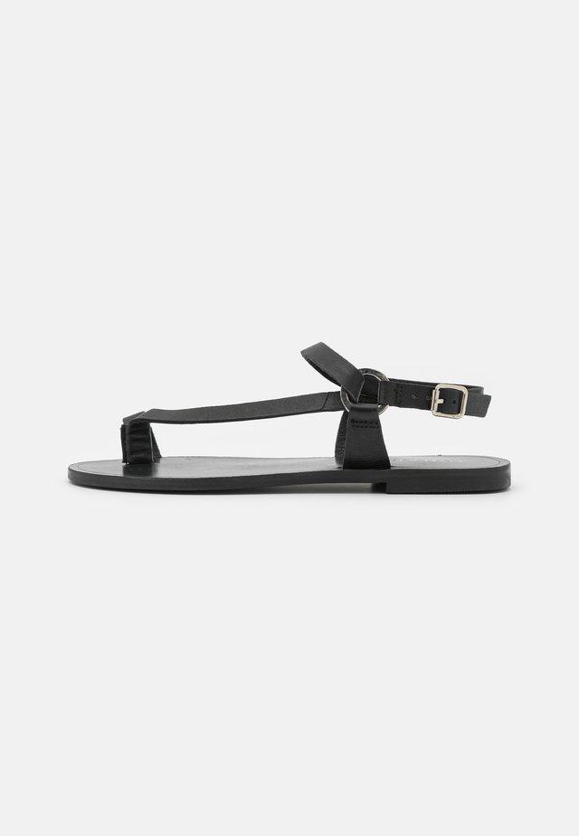 WERNER - Sandales - noir
