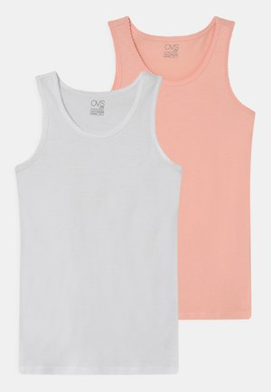 2 PACK - Undershirt - peach melba