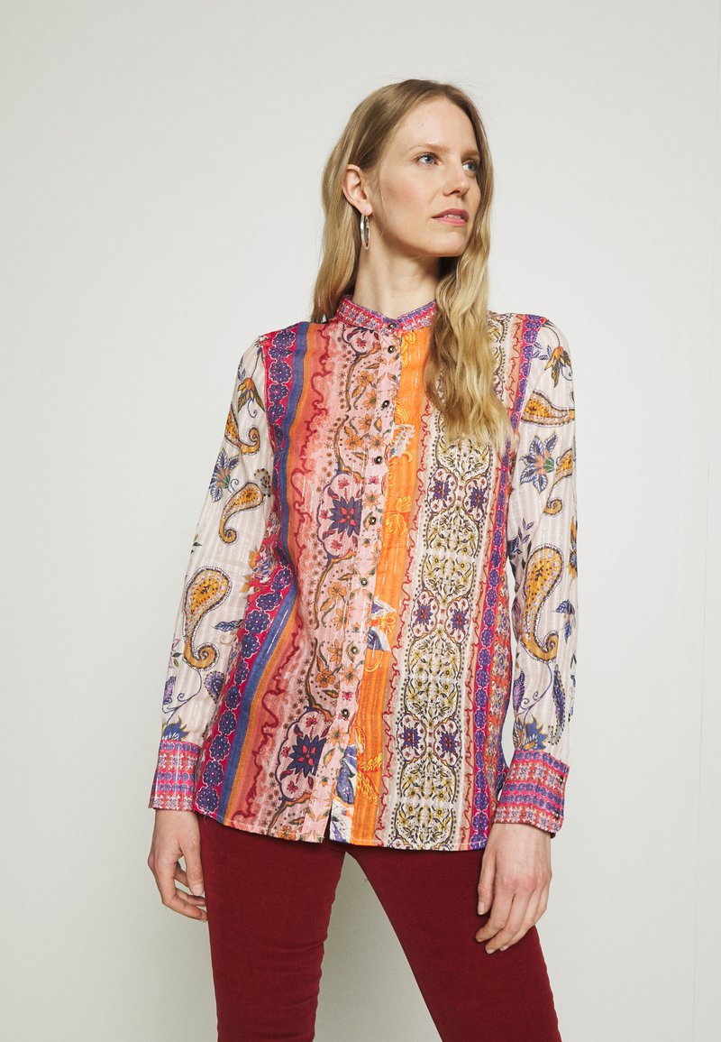 Desigual - BOHO - Blouse - red
