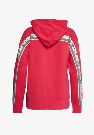 STRIPES FULL ZIP HOODIE - Zip-up hoodie - love potion