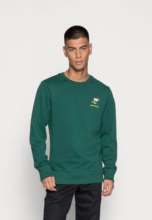 ATHLETICS MINIMIZE CREW - Sweater - green
