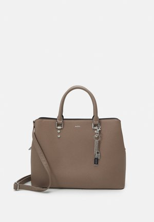 SIGOSSA - Briefcase - dark beige
