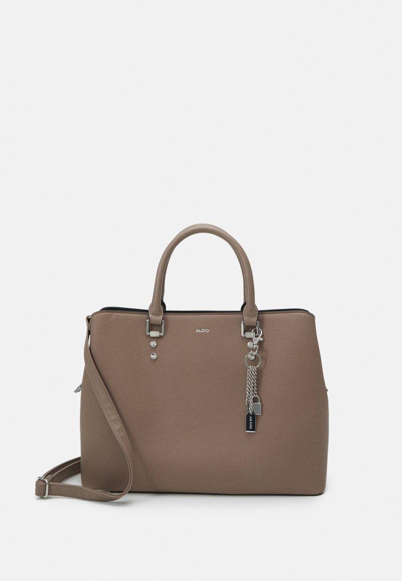 ALDO - SIGOSSA - Briefcase - dark beige