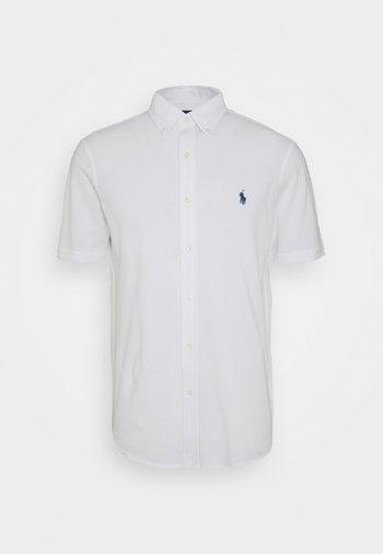 SHORT SLEEVE - Shirt - white