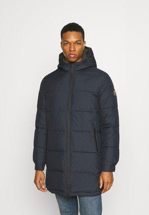 REVERSIBLE - Winter coat - deep navy