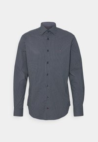 Tommy Hilfiger Tailored - GEO DOT - Formal shirt - navy/light blue - 5