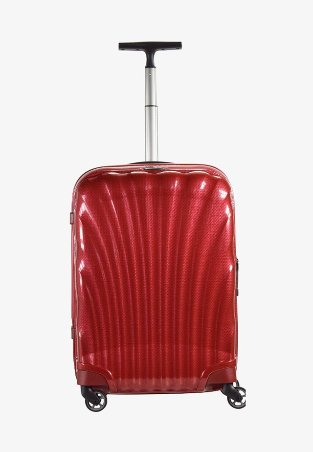 COSMOLITE 3.0 SPINNER (55 cm) - Trillekoffert - red